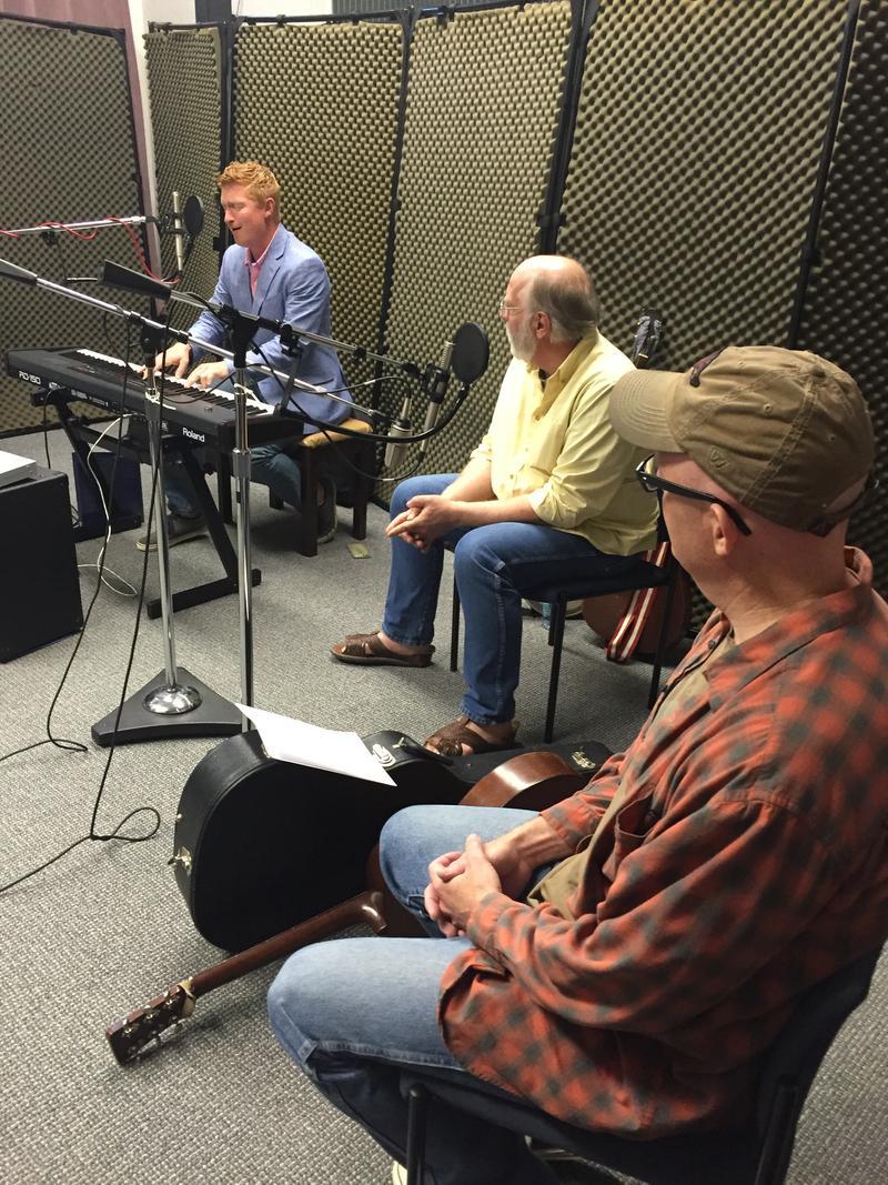 Wild Bob's Musical Book Club on Studio Live