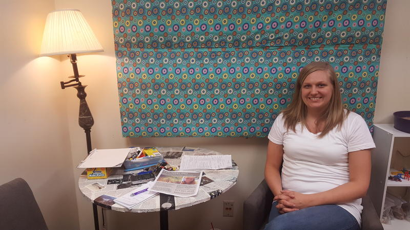 Julie Wrocklage opened her own codependency practice located on South Glenstone Avenue.