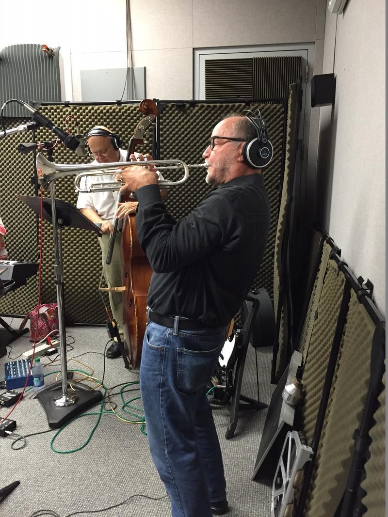 Mark Brueggemann of the Sounds Pretty Good Combo on Studio Live