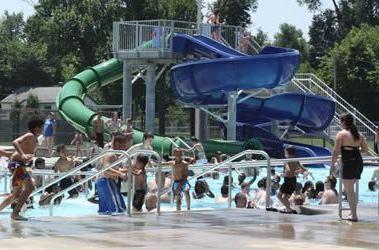 Grant Beach Pool