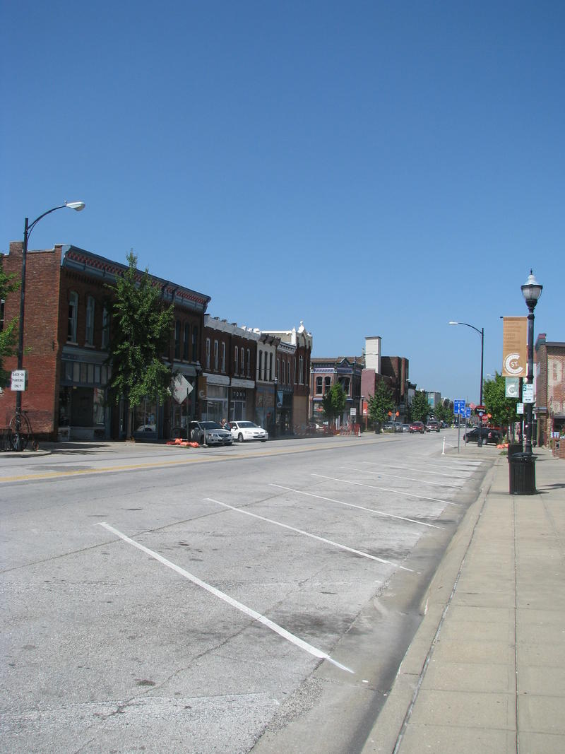 Commercial St.