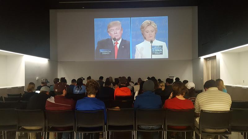 MSU Debate Watch Party