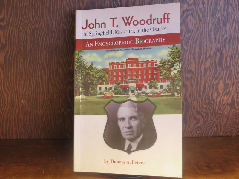 Thomas Peters' biography on John T. Woodruff