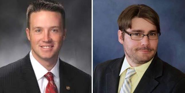 Lincoln Hough (left) and Cecil Ince are the two candidates for Greene County Commission District 2