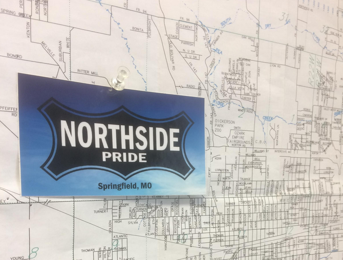 Zone 1 Northside Pride