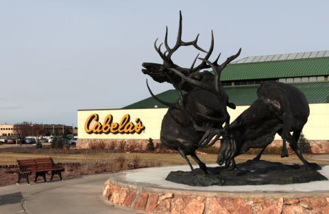 The corporate headquarters of Cabela's currently employs thousands in the small western Nebraska city it calls home. But a pending merger could upend that