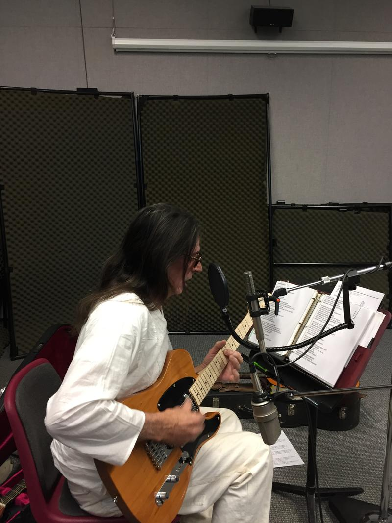 "Brian Patrick ""Savitri"" Hargiss on Studio Live"