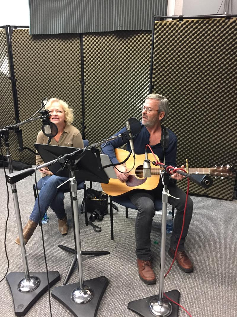 Juanita Lee & Kenny Key on Studio Live