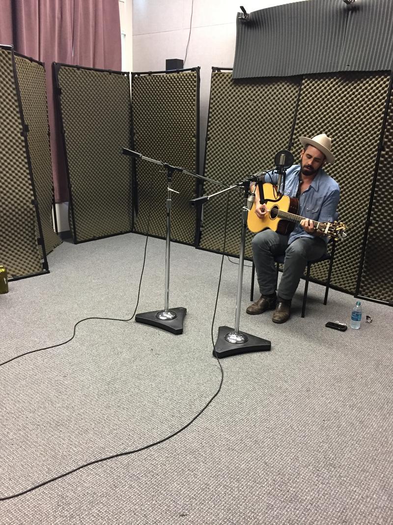 Lyal Strickland on Studio Live