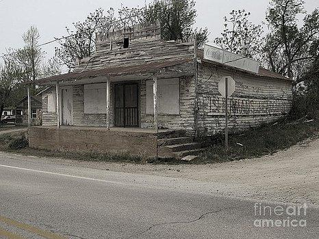 """Fisherman's Old Cabin"""
