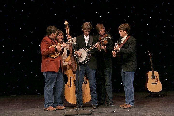Winner 2010: The Jed and Harry Clark Band, from  Searcy Arkansas