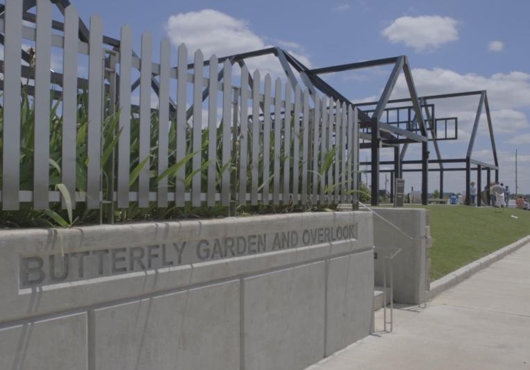 Butterfly Garden and Overlook