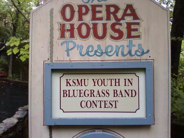 2017 KSMU Youth in Bluegrass Band Contest is May 27