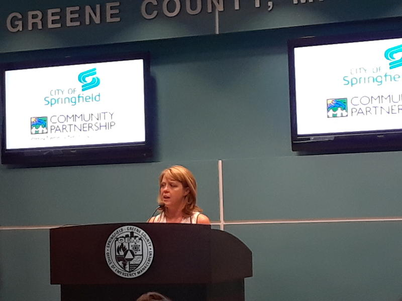 Michelle Garand, Deputy Director of Affordable Housing and Homeless Prevention, Community Partnership of the Ozarks