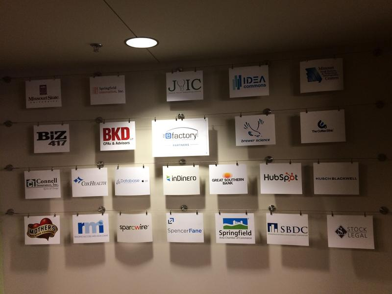 eFactory's Business and Community Partners