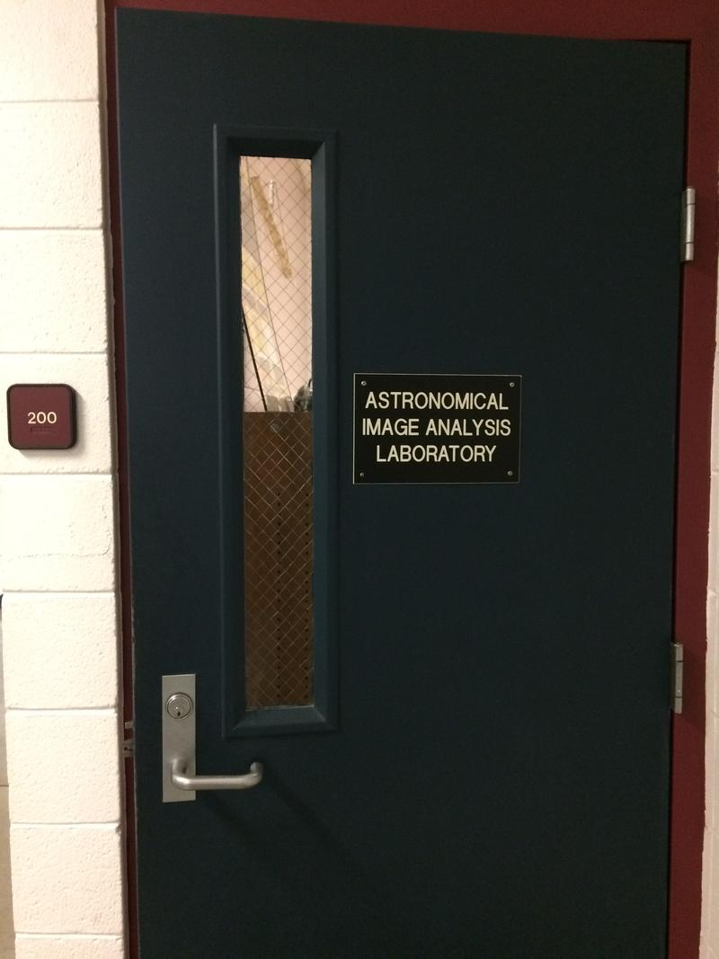 Where MSU Students Analyze Data From the Kepler Space Telescope