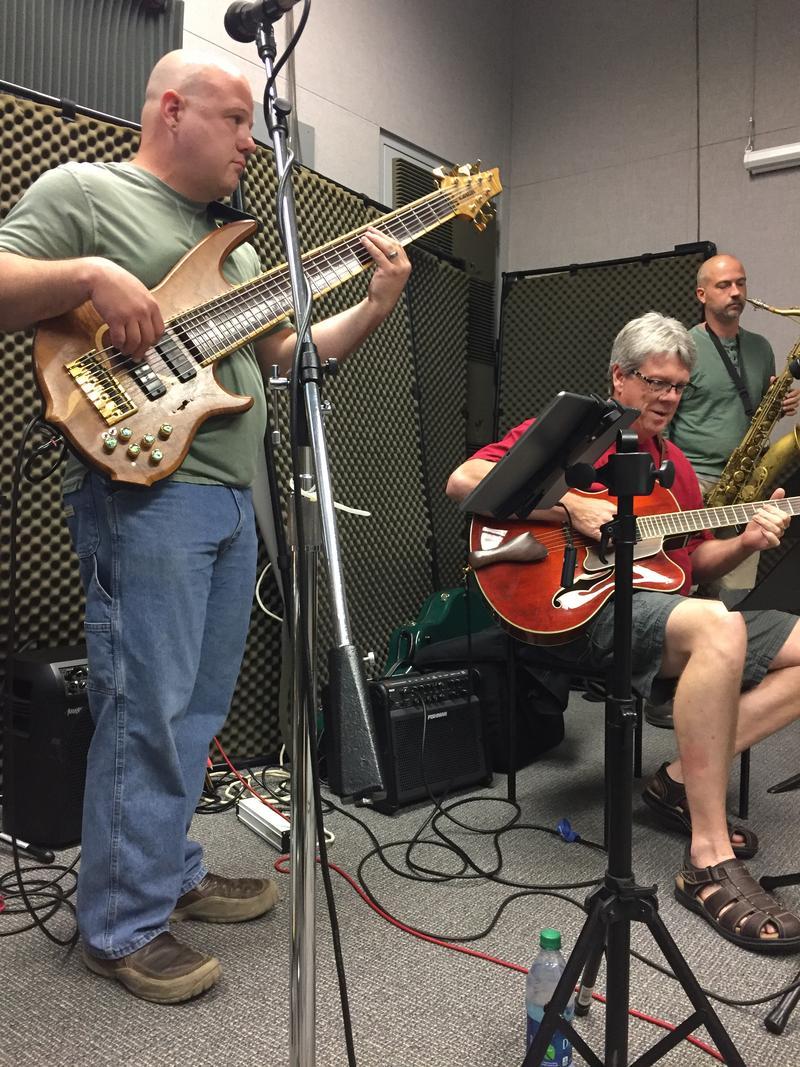 Kyth Trantham, Paul Price and Brandon Mezzelo on Studio Live