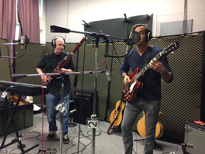 The Theorists on Studio Live
