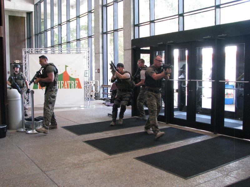 Active Shooter Training at MSU