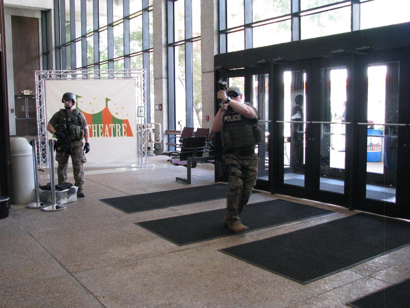 Active Shooter Training at MSU