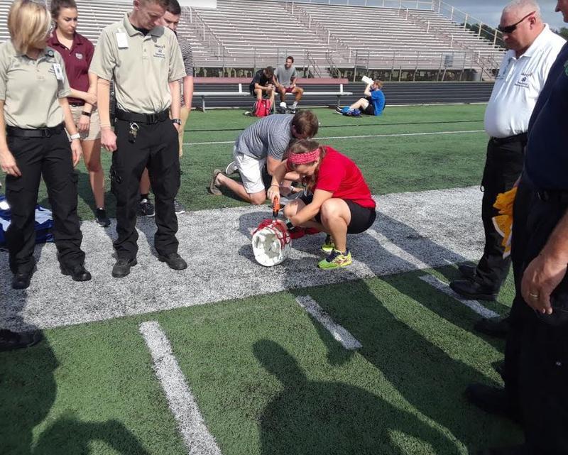 Mercy Sports Medicine Drill