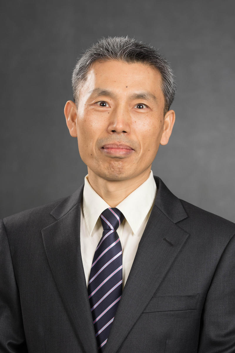 Dr. Kyoungtae Kim, a Professor of Biology at Missouri State University