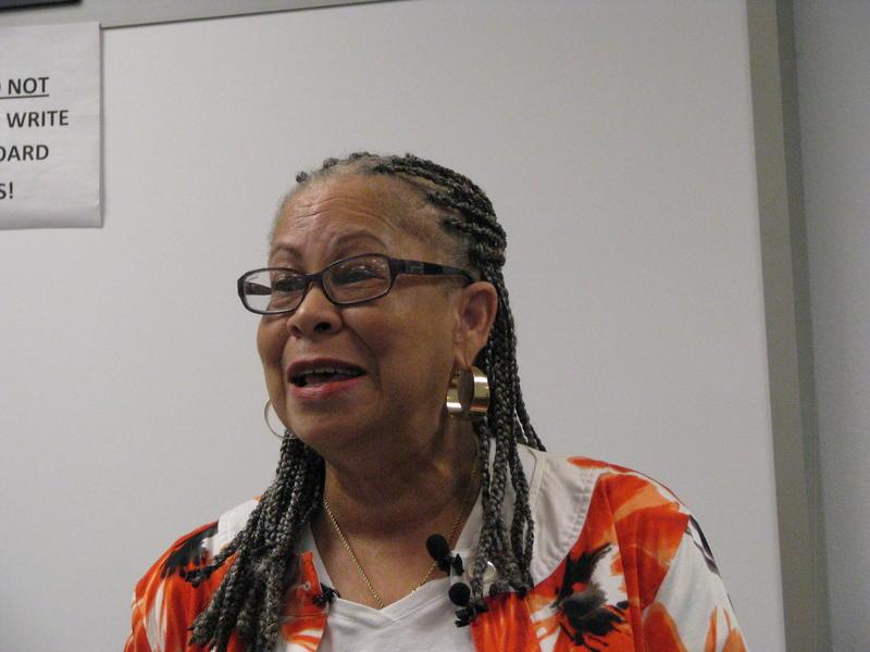 NAACP Springfield President Cheryl Clay