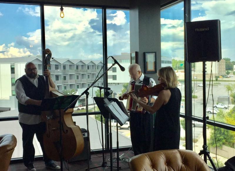 Ozarks Klezmer Orkestr at Studio Live Social Hour