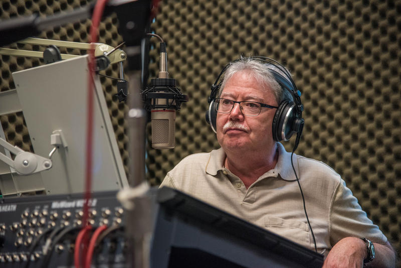 KSMU's Randy Stewart