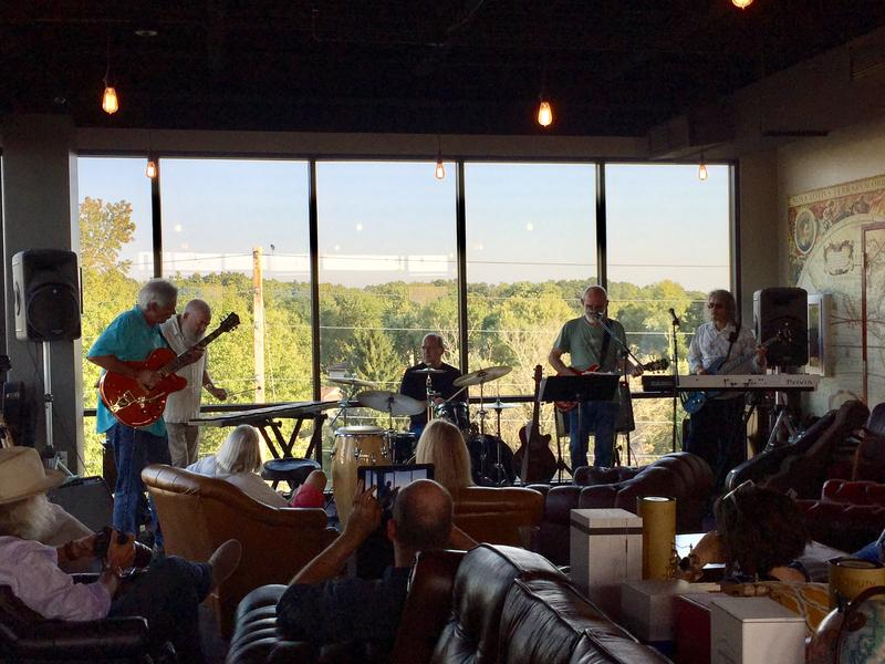 Distant Relative plays Studio Live Social Hour at Barley Wheat & Rye