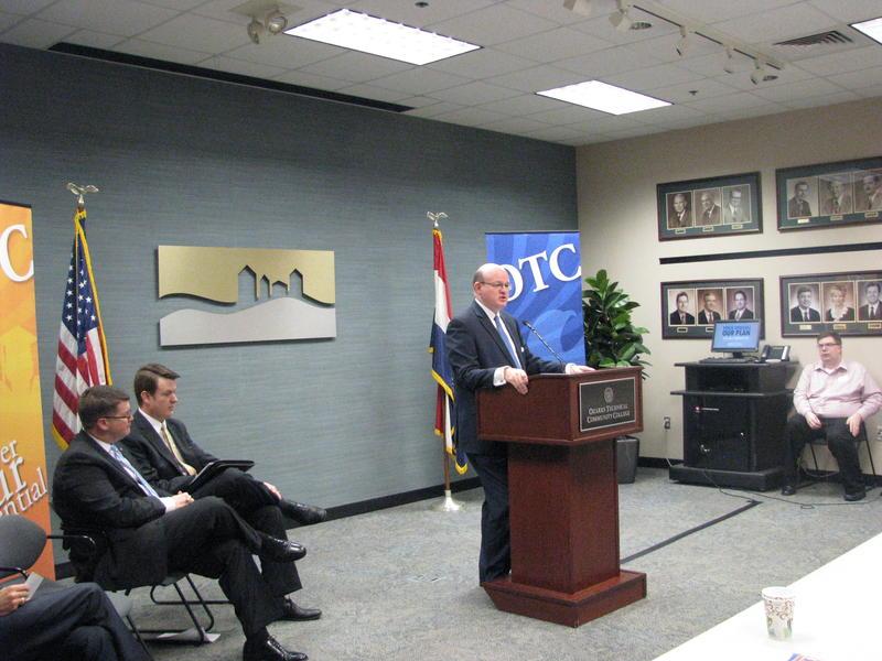 OTC Chancellor Dr. Hal Higdon