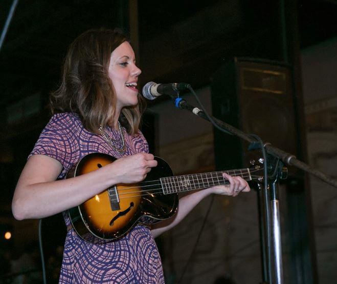 Melissa Henderson Rea at Studio Live Social Hour