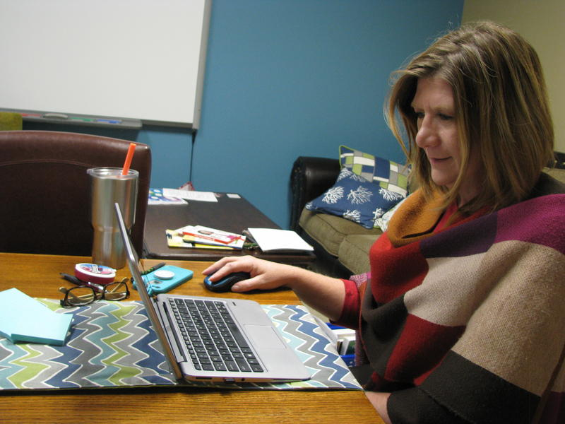 Colleen Dorsey Demonstrates How DreamBox Works