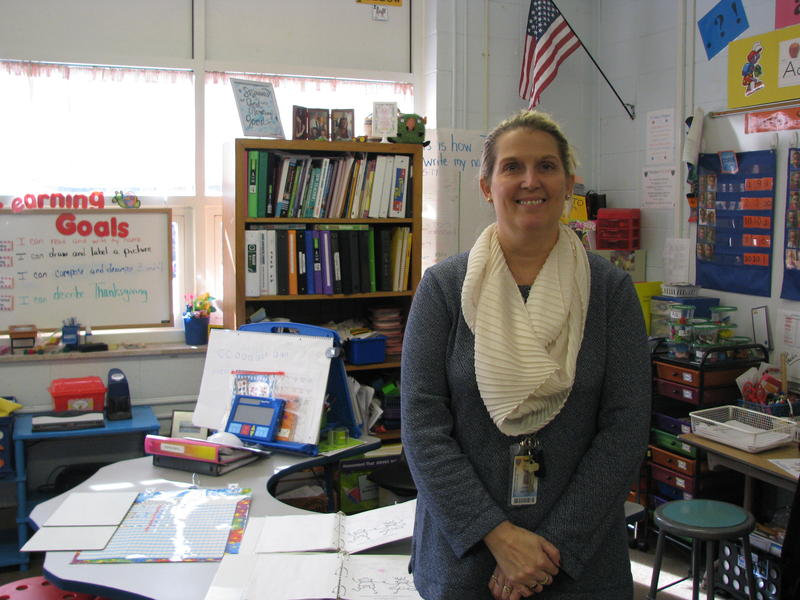 Westport Kindergarten Teacher Angela Jackson