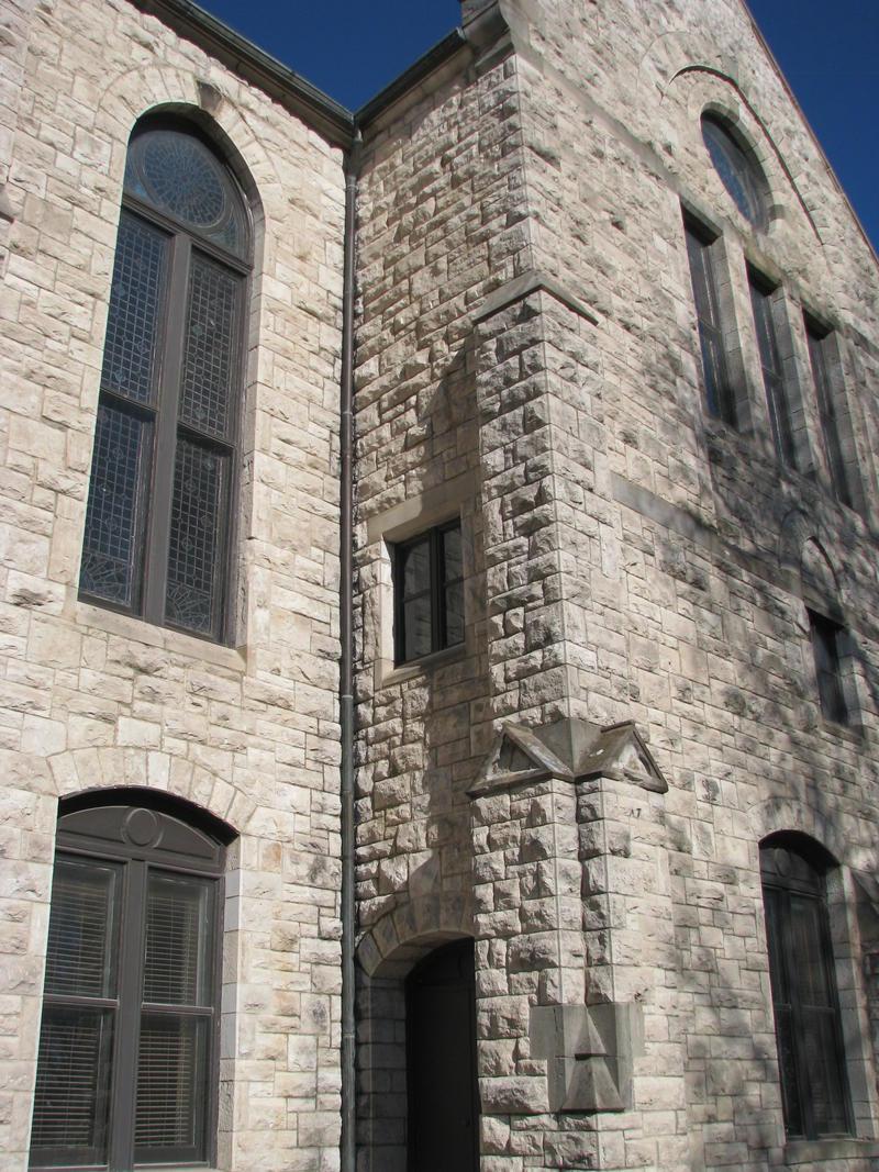 Drury's Stone Chapel