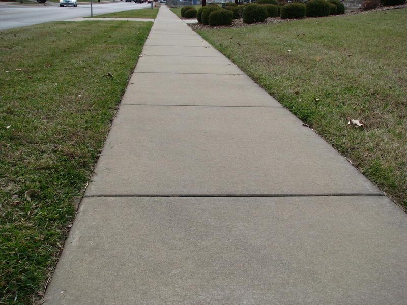 Springfield Sidewalk
