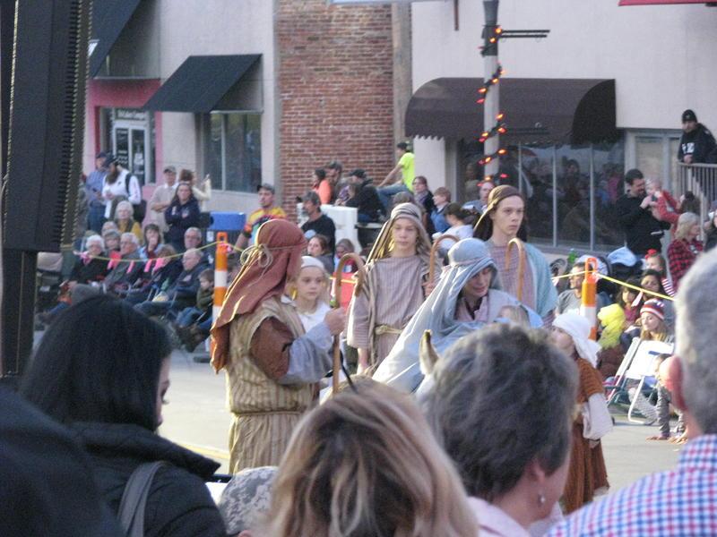 Branson Adoration Parade