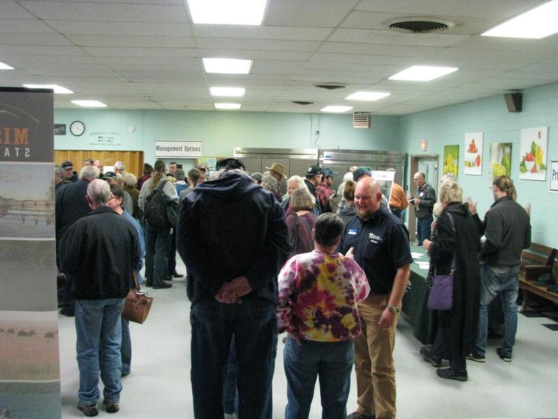 DNR Public Meeting in Ava