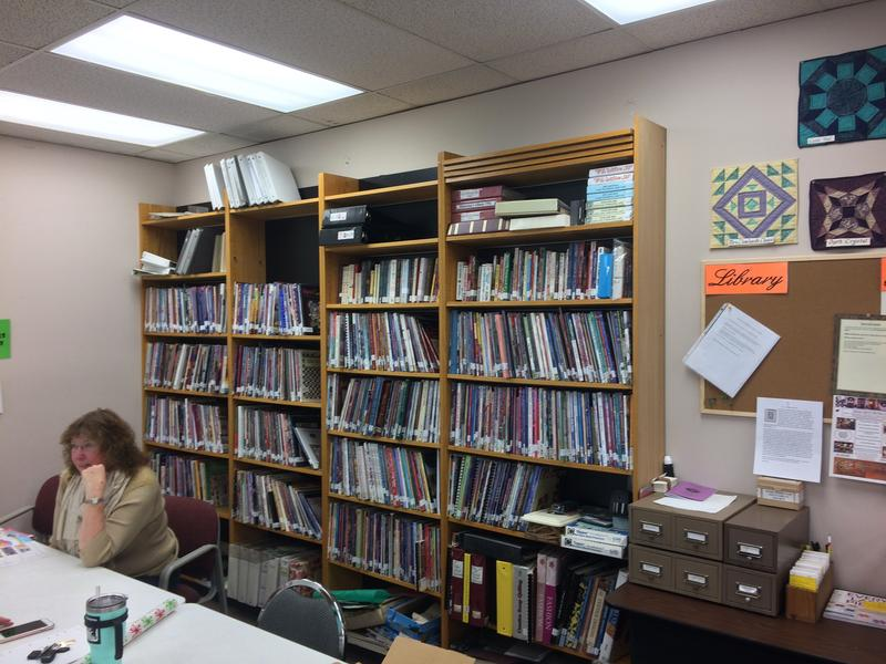 Members Make Good Use Of The Guild's Quilting Library