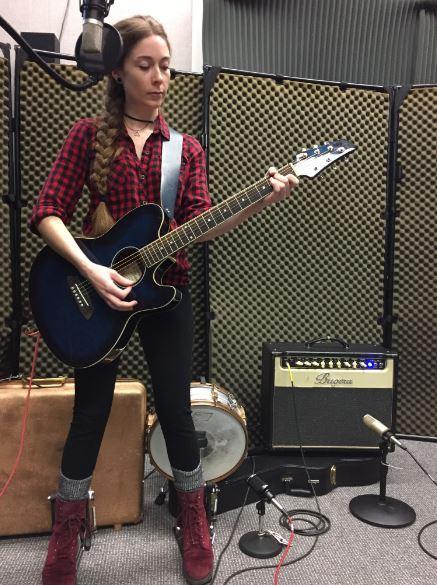 Sabrina Deets on Studio Live