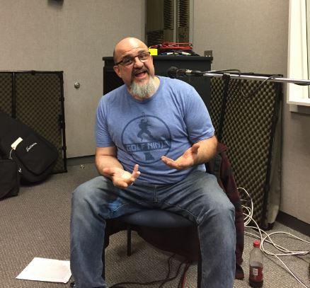 Ken Childers on Studio Live