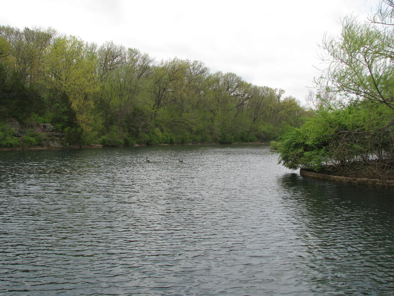 Sequiota Park Lake