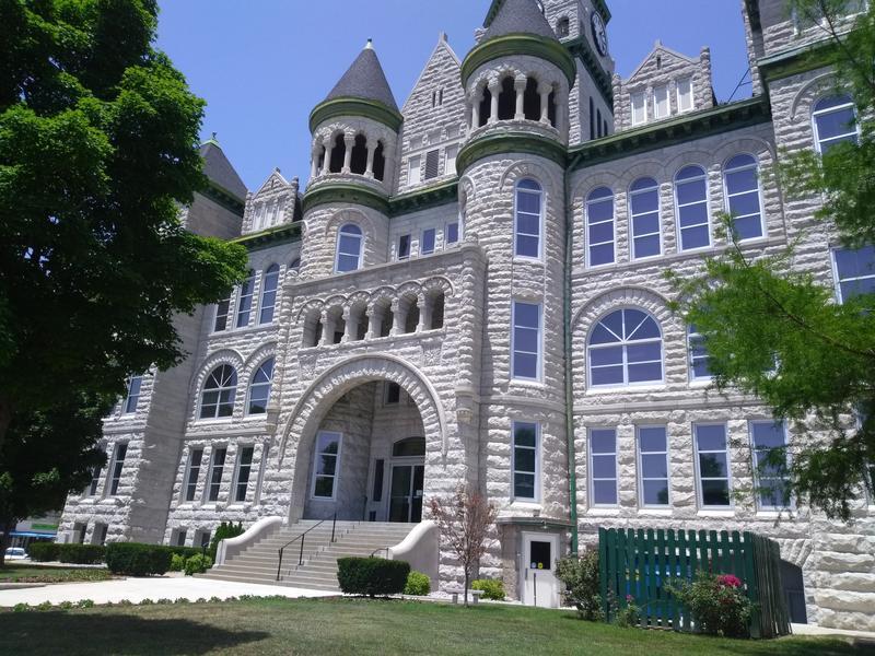 Carthage, Missouri Courthouse