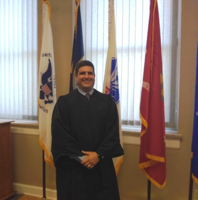 Judge John Nicholas