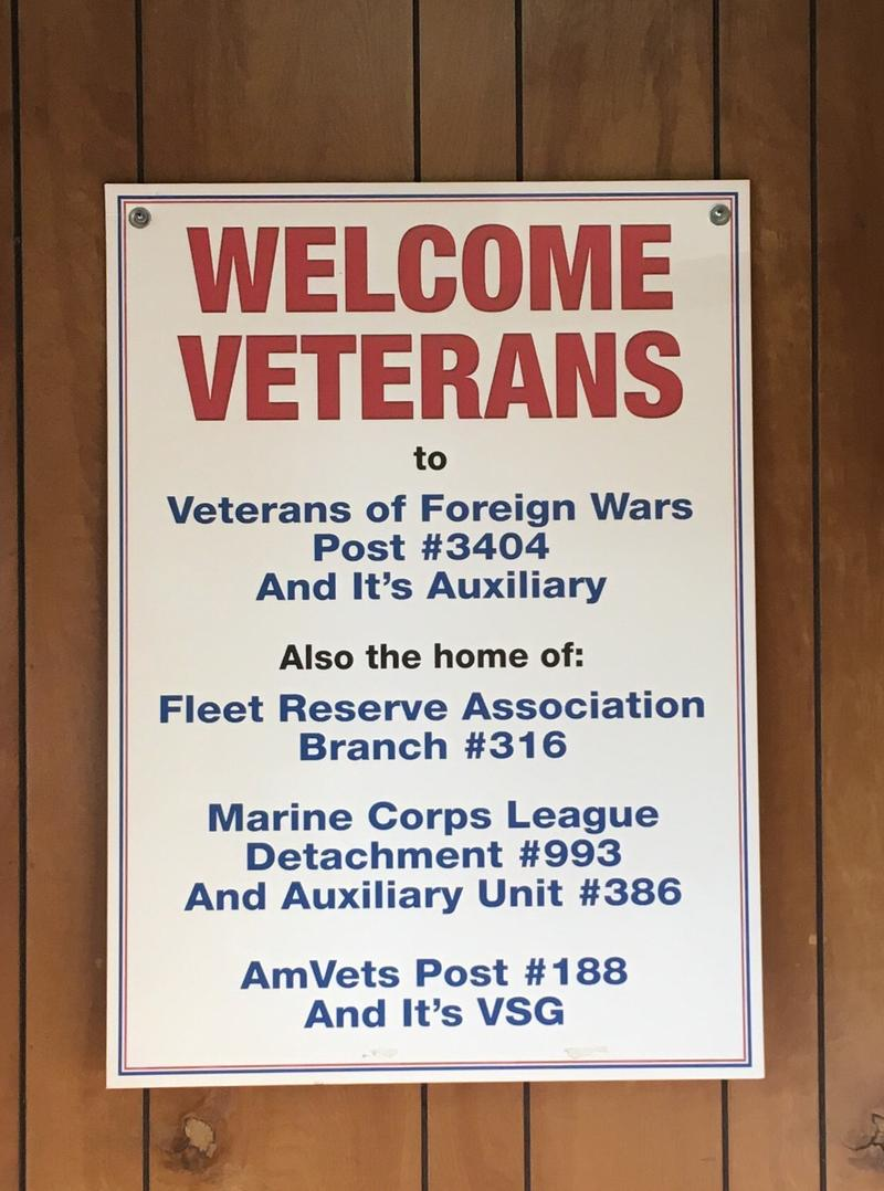 Veterans Welcome at Springfield's VFW Post 3404