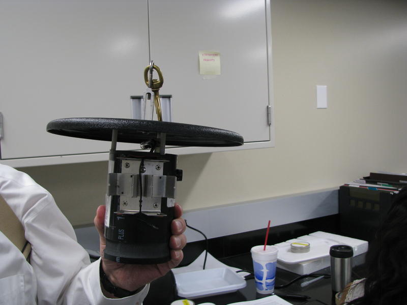 A Mosquito Trap Used in the MSU Study