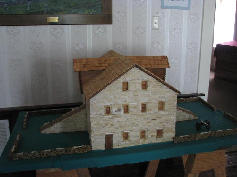 A Replica of the Ritchey Barn