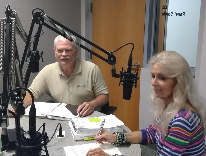 Dave Fraley and Barbara Lucks