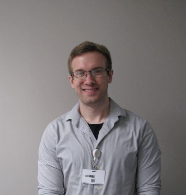 Cox College Student Adam Bock