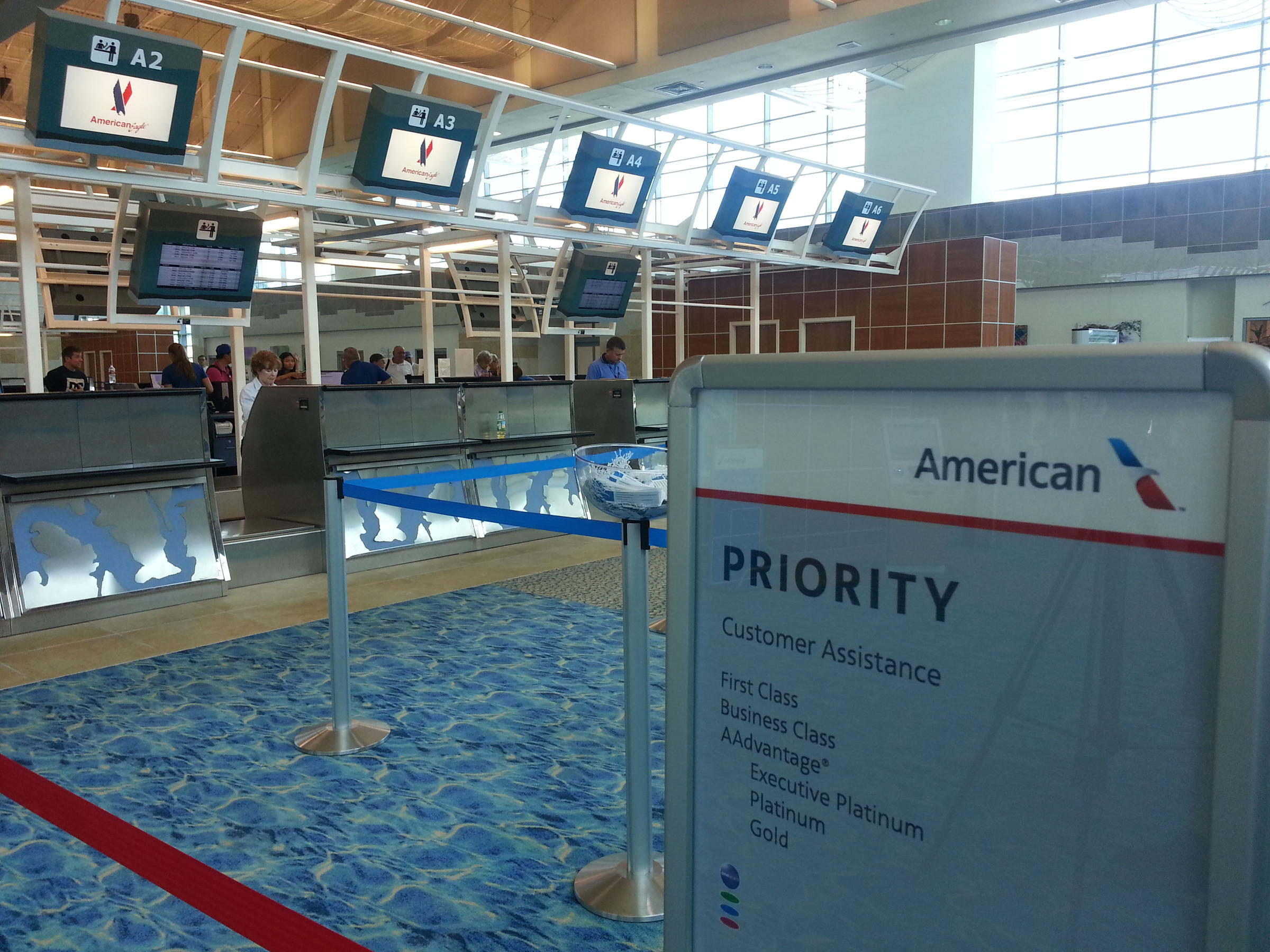 American Airlines to Add Service Between Springfield And ... American Airlines Check In
